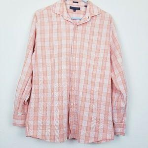 Tommy Hilfiger slim fit 15 1/2 32-33 dress shirt